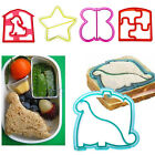 Sandwich Toast Cutter Mold Cookie Cake Bread Biscuit Animal Shape Mould Tool Top