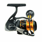 11BB Metal Saltwater Spinning Reel Left/Right Hand Interchangeable Fishing Reel