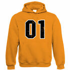 Charger 01, Mens Hemi Muscle Car Hoodie, Novelty Christmas Gift for Him Dad