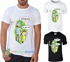 New Rick and Morty T-Shirt, We're on a T-Shirt, Meme Inspired Design Top (RMWOT)
