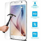1pc Premium Tempered Glass Screen Protector Film Cover For Samsung Galaxy Phones