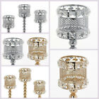 9 pcs Candle Holders Wedding Centerpieces Reception Party Catering WHOLESALE
