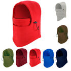 Hat Ski Full Face Mask Cover Caps Winter Motorcycle Thermal Fleece Cap Outdoor