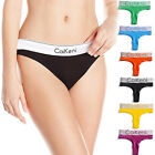 Cotton Soft Solid Low Rise Sexy Comfortable Thong Panties