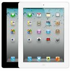 Apple iPad 2 16/64GB Wi-Fi + 4G Unlocked or Wifi Only 9.7in Black/White Bundle <br/> ✔Perfect Working Condition ✔Free Delivery &amp; Generic USB