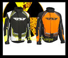 NEW Fly Racing SNX Pro Cold Weather Snowmobile Jacket All Colors