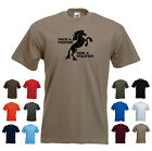 'Save a Horse - Ride a Roofer'  Men's Funny Roofer Roofing T-shirt