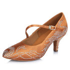 New Women's Girl 's Ladies modern Ballroom Latin Tango Dance Shoes professional