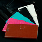 Magnetic PU Leather Cover stand Embedded Steel Case For MOTO Google Nexus 6 WS