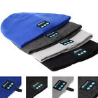 Wireless Bluetooth Smart Cap Soft Warm hat Headphone Mini Bluetooth Headset S530