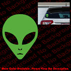 ALIEN UFO I BELIEVE Vinyl DIE CUT No Background Decal  Bumper Car Window FY007 $2.25 USD on eBay