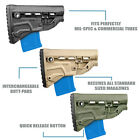 FAB Defence SURVIVAL Buttstock w/ MAGAZINE CARRIER - GK-MAG