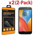 Внешний вид - 2-Pack Premium Screen Protector Tempered Glass Film For Motorola E4 / E4 Plus