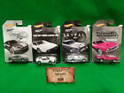 007 James Bond Hot Wheels Toy Car Diecast Selection Bundle Free Fast US Shipping $6.25 USD