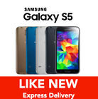 AS NEW SAMSUNG GALAXY S5 16GB UNLOCKED 100% EXPRESS SHIPPING FROM MEL