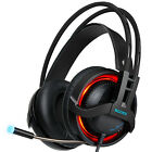 SADES R2 USB Wired Virtual 7.1 Channel Gaming Stereo Headphones for PC Gamer
