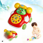 Baby Mixed Toys Kids gift Music Phone Piano colorful Snowflake Block plush toy R