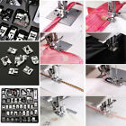 42/32PCS Sewing Machine Presser Foot Feet for Brother Singer Toyota Janome Juki