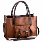 Tote Messenger Handbag Shoulder Bag Hobo Satchel Women