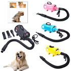 2800W Portable Dog Cat Pet Groomming Blow Hair Dryer Quick Draw Hairdryer 4Color