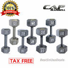 Best home workout gym - CAP Barbell Dumbbells Cast Iron PAIR Hex Weight Review