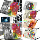 Brain Paint Hard Laptop Case Cover for Macbook 11/12/13/15 Mac Creative Thinking