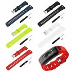 Replacement Silicon Wrist Band Strap Bracelet w/Tool for Garmin Vivosmart HR/HR+