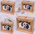 PERSONALISED Wooden PHOTO Album Unusual Gift Ideas For WEDDING Party Parents