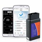Купить ELM327 OBD2 OBDII Bluetooth Car Diagnostic Scanner Code Reader for IOS Android R
