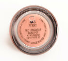 Mac Pro Longwear Paint Pot RUBENESQUE PERKY CHILLED ON ICE & More New in Box