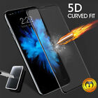 7 7 clothing sz up - For iPhone X 7 8 Plus 3D Curved Full Coverage Tempered Glass Screen Protector