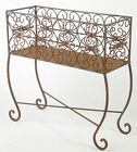 Wrought Iron Bella Plant Stand Decorative Flower Container