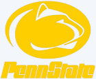 Penn State Nittany Lions Decal Car Window Sticker - You Pick Color & Size