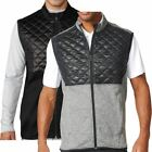 2017 Adidas Golf Climaheat Gilet Prime Fill Insulated Quilted Mens Thermal Vest