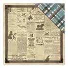 12x12 Scrapbook Paper: DEVOTED-You Choose-Cats Dogs Kitten Cat Dog Puppy Pet