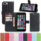 Card Wallet Leather Shockproof Stand Protective Case Cover For iPhone 8 / 8 Plus