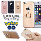 Luxury Shockproof Ultra thin PC Ring Holder Case Cover For iPhone 8 / 8 Plus