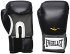 Training Gloves Pro Style 12 Ounce with Thumb Lock Feature Vinyl Boxing Sports