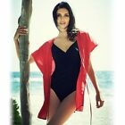 Avon Colour Crush Kaftan Cover-up In Raspberry ~ Size 10/12 & 14/16 ~ New Sealed