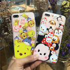 TSUM Minnie Cartoon Slim Soft Bumper Cover Case Skin For iPhone 6/7/8+