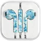 Colored Headset Earbuds With Mic Stereo Earphone Headphones For Apple Iphone