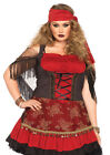 Leg Avenue Women's Mystic Vixen Pirate Wench Gypsy Costume