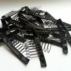 50PCS one bag Wig Combs convenient for your wig caps (6teeths/7 teeths) US Stock