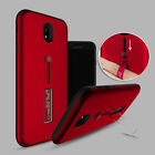 For Samsung Galaxy J3/J5/J7 Pro 2017 Functional Ring Stand Shockproof Hard Case