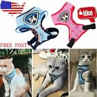 Pet Kitten Vest Harness Leashes Suit Safe Control Easy Walking For Cat Cute DI
