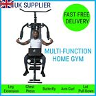 F4H Olympic 7080 Multi Gym Home Workout Station Strength Training Body Building
