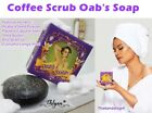 Coffee Scrub Oab's  Soap Natural extracts Reduce Dark spots  Acne  Anti-aging