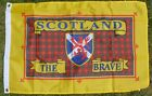 Scottish flag Scotland St Andrews Scots Football Lion Islands Armed Forces bn