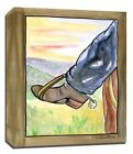 Cowboys Horses Rodeo, Prints or Canvas Wall Art Decor, Kids Bedroom Baby Nursery