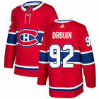 Jonathan Drouin Montreal Canadiens adidas adizero NHL Authentic Pro Home Jersey